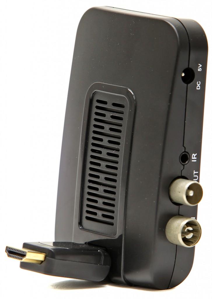 DT-800T2 är en smart digital tv-mottagare som ansluts via hdmi till valfri tv eller bildskärm och levererar marksänd tv och hdtv.