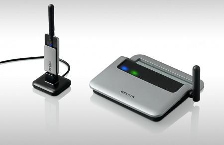 Belkins Wireless USB F5U203.