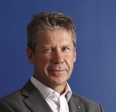 Benny Norling, försäljnings- och marknadschef, SES Astra AB