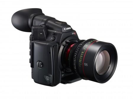 Canon förstärker EOS C500 med ny firmware för mer effektiv, standardkompatibel 4k-produktion.