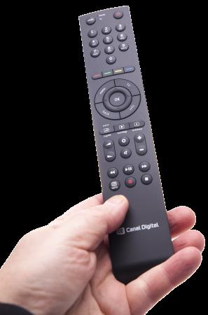 Canal Digitals nya fjärr är ett litet mästerverk i sig. Självförklarande, läcker och riktigt snygg. Skulle man få önska sig något vore det bakgrundsbelysning i knapparna.