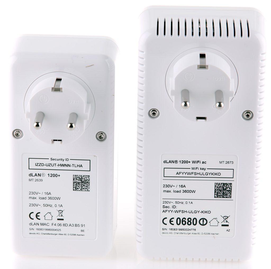 Startkitet består av en master och en slav-adapter, båda med Gbit-anslutningar och WiFi, och kan enkelt byggas ut med fler slavenheter.