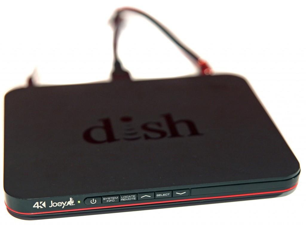 Dish 4K-satellitmottagare Joey.