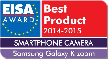 I augusti 2014 utsågs Samsung Galaxy K Zoom till årets bästa Smartphone Camera av EISA Award. 2015 blev LG G4 EISA:s val inom kategorin, om dessa tidiga utnämningar nu ger någon vidare ledning.