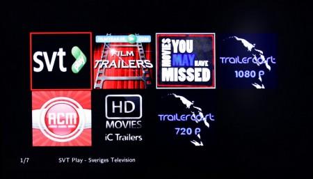 SVT Play är inte en del som ingår i Xtreamers utbud från början. Men genom lite eget arbete och med god hjälp av Xtreamers forum går det faktiskt fint att titta på SVT Play direkt på teven via Xtreamer, helt utan en dators hjälp.