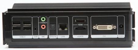 Anslutningar som på en dator? Xtreamer Ultra är en dator.