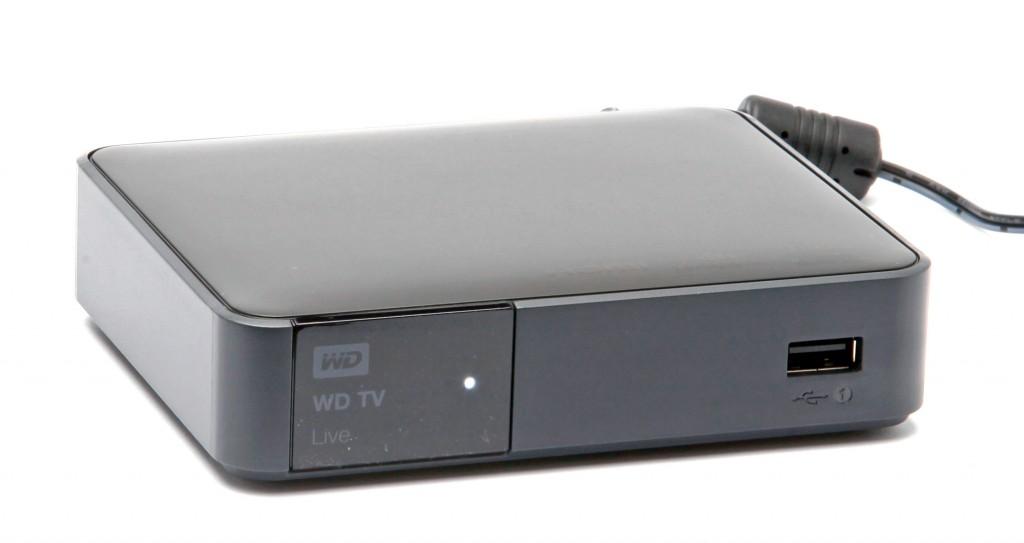 WD TV Live – en enkel och billig mediespelare.