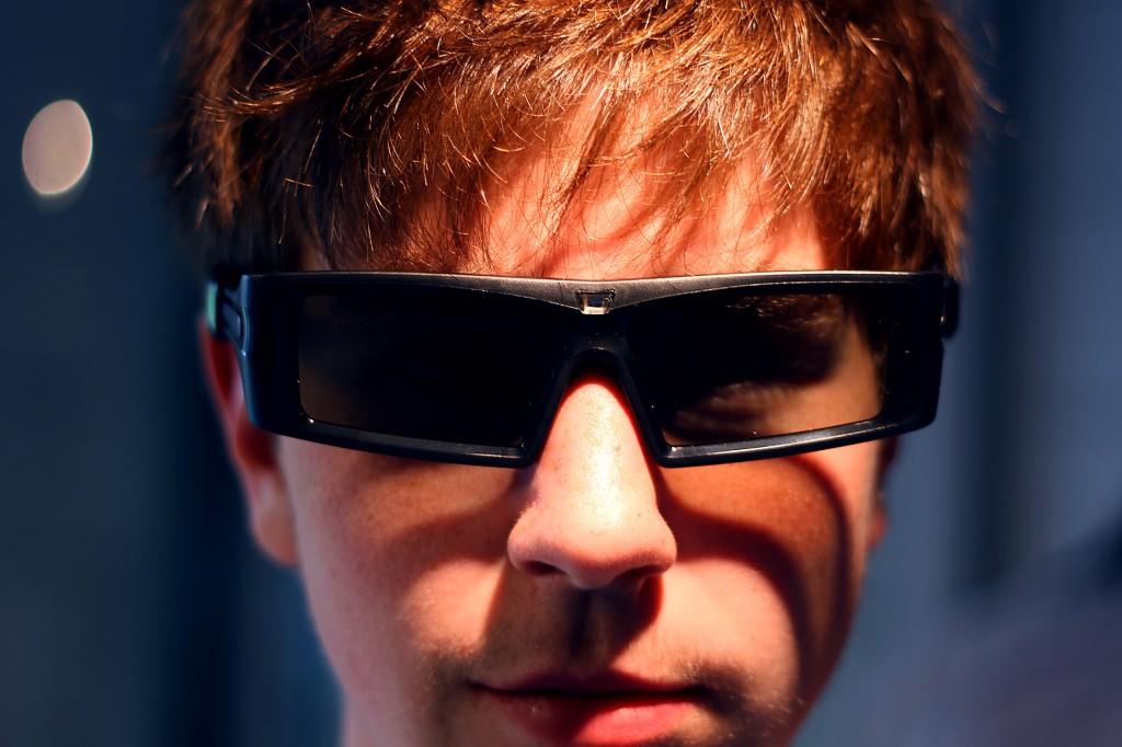 3D-glasögonen är det som fungerar sämst.