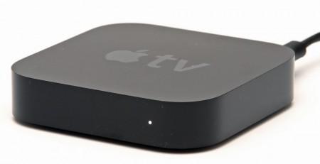 Läckert Apple! Vem vill inte ha en sådan jämte teven?