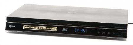 LG HR925N – ett smart underhållningscenter för hemmabion med teveinspelning.