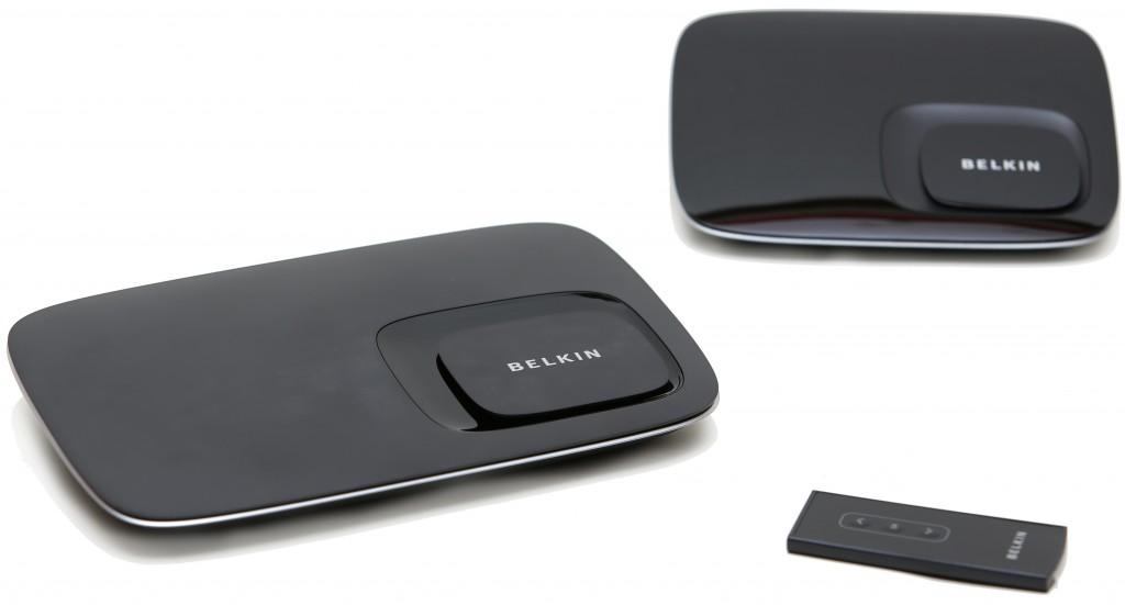 Belkin ScreenCast AV4 med 4x trådlös hdmi