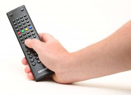 Komplettera med Qnaps fjärrkontroll så kan du styra NAS:ens mediespelardel från tv-soffan.
