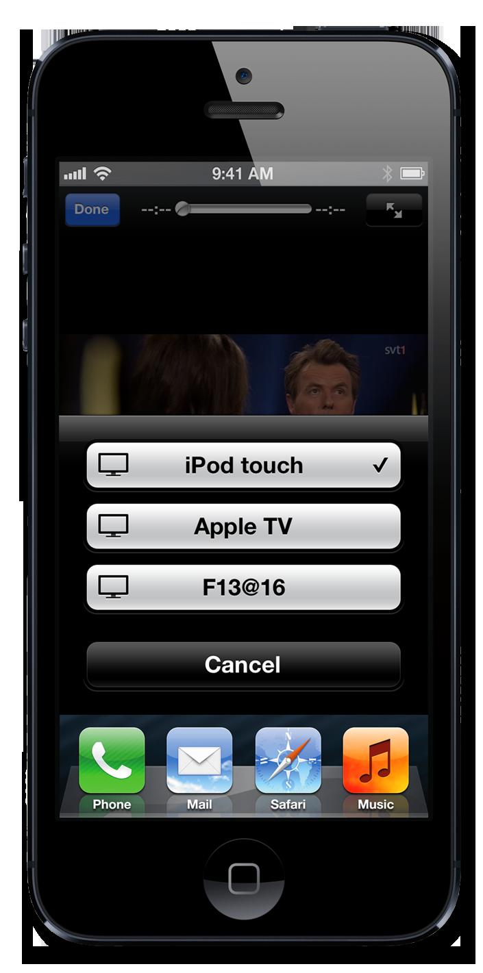 Så här funkar Airplay – även med andra prylar än Apples egna – nytestat
