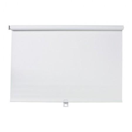 Ikeas Tupplur i grått, svart eller vitt finns i storlekar upp till 200 x 195 cm. Tupplur lämpar sig dåligt som billig rullduk, men är en utmärkt mörkläggningsgardin i ett vardagsrum.