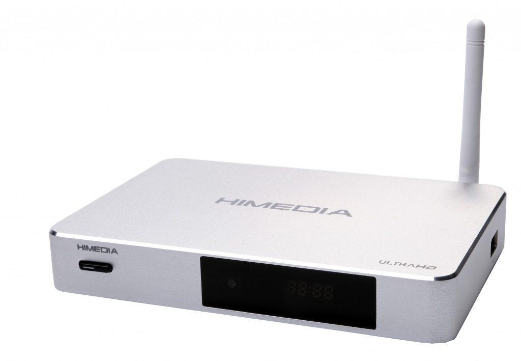Himedia Q5 Pro är en mediespelare som även klarar 4K/UltraHD och HDR i upp till 60p.
