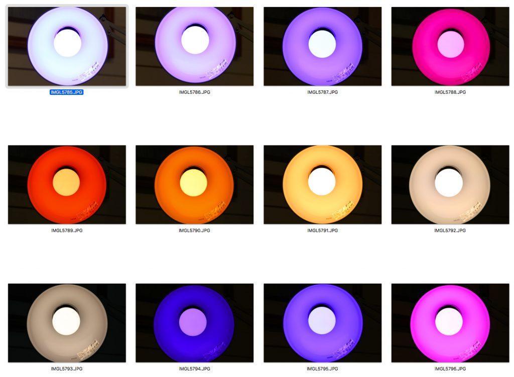 Valfri färg på lampan – trådlöst och för en spottstyvel!