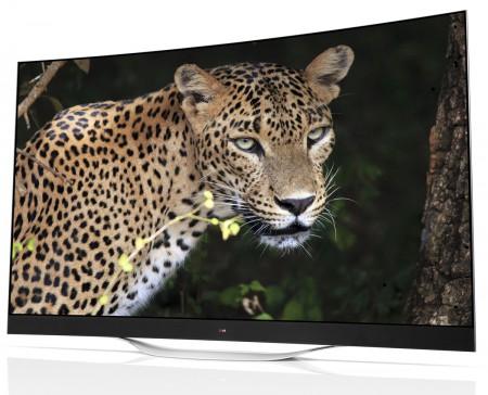 LG77EC980V - 77 tum stor 4K och OLED-tv. När man sett den i verkligheten är det svårt att inte bli lyrisk - OLED är framtiden!