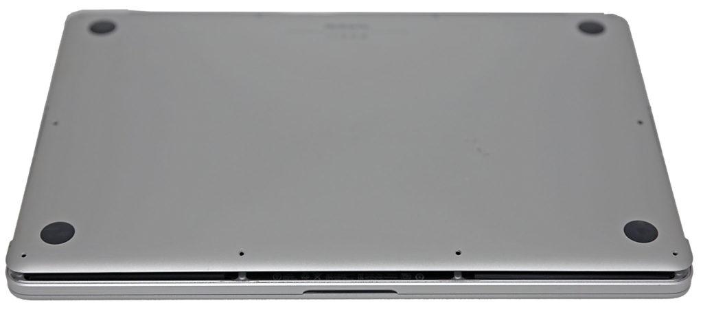 Min MacBook Pro har blivit så rund under fötterna att den inte längre vill stå still.