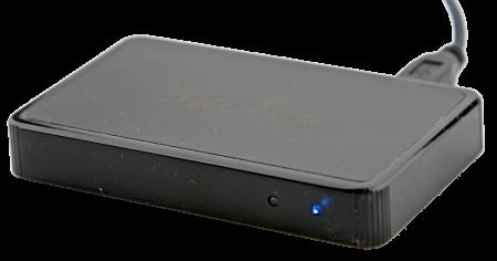 MeeBoss M200 tillhör första generationens Miracast-dongel som kräver en fjärrkontroll för att användas.