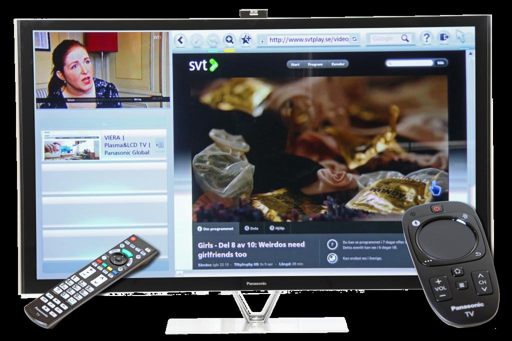 Mängder med smarta funktioner och så nära en riktigt bra projektorbild man kan komma med en teve, men utan krav på duk och med grym svärta även när det inte är helt mörkt i rummet. Och jodå, Panasonic 50VT60 klarar även SVT Play.