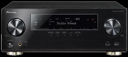 Pioneer VSX-1130 – en hemmabioreceiver med det mesta av det bästa inklusive stöd för Dolby Atmos.