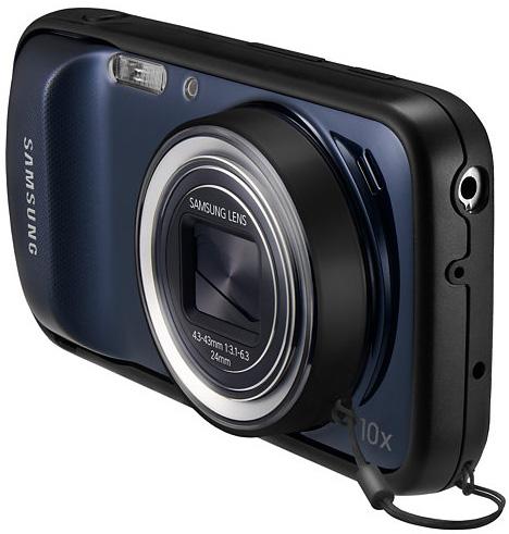 Till Galaxy S4 zoom fanns ett flip cover med linsskydd. Om Samsung tagit fram och skickat med ett sådant till K Zoom också hade den fortfarande kunnat vara en superb mobilkamera.