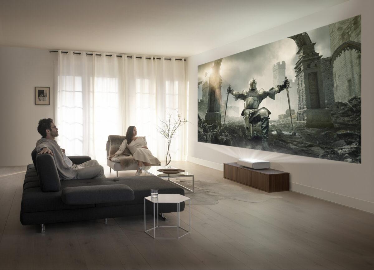Är Samsung LSP9T framtidens storbilds-tv?