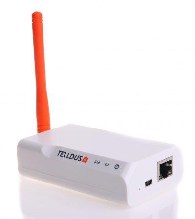 Tellstick Znet Lite är en smart hem-gateway som både klarar Z-Wave Plus och 433 MHz-enheter.
