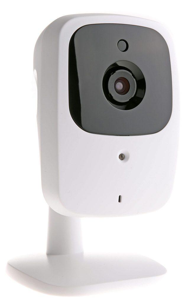 Vera Secure har även stöd för att integrera kameror och med Vista Cam 700 kan du även använda kameran som rörelsedetektor för att larma eller aktivera händelser.
