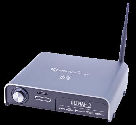 Xtreamer Prodigy 4K – den första fullt fungerande 4K-mediespelaren?