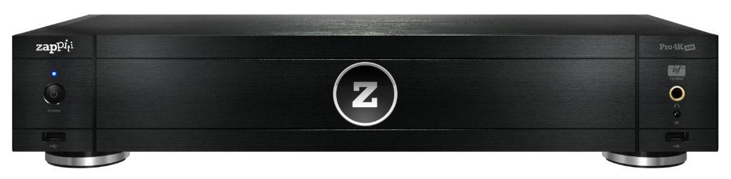 Visst skulle Zappiti Pro 4K HDR pryda sin plats i hemmabion som spindeln i nätet, eller skulle den stå och samla damm?