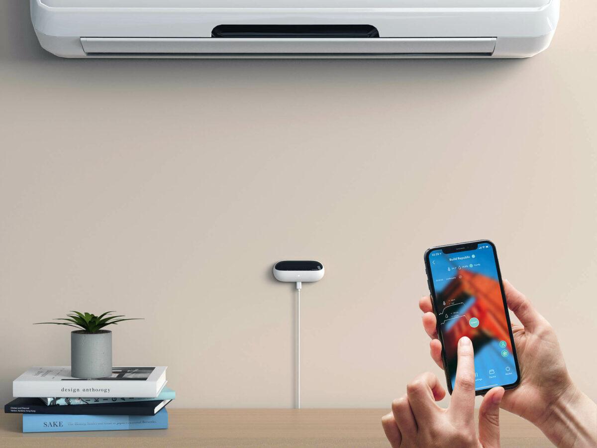 Ambi Climate Mini – smart klimatstyrning med eller utan AI