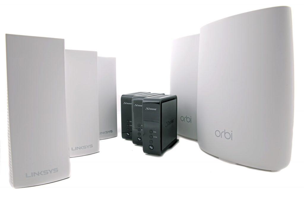 Stora eller små, två eller tre – meshande wifi kan göra underverk med det trådlösa nätverket, och det finns flera olika alternativ som är bra på lite olika saker.